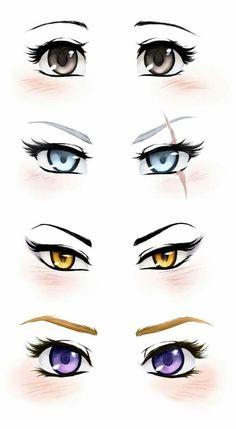 Seus olhos são sexys. ! ^.°