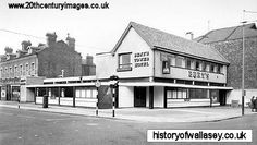 Tower Hotel,  Mill Lane of 1961