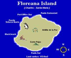 Galapagos, Floreana Island
