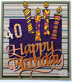 Judi Kauffman shows us how to make 3 great cards using Els van de Burgt's Candles peel-off stickers (2545). She's created a birthday card with A Way With Words, Happy Birthday (1054), a Christmas card with A Way with Words, Merry Christmas (1056) and Christmas ornaments 2 peel-off stickers (2536), and a Hanukkah card. She adds extra shine to each project with Shimmer Sheetz! Find the full post here: http://blog.elizabethcraftdesigns.com/2015/12/candles-candles-candles/