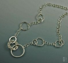 Linda Freedman Katz - Savignon Necklace - Sterling Silver