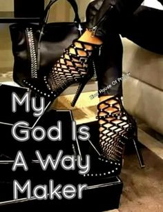 My God is a way maker Virtuous Woman, Godly Woman, Spiritual Quotes, Positive Quotes, Women Of Faith, Strong Women, Daughters Of The King, Walk By Faith, Sister Quotes