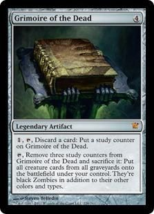 grimoir, magic the gathering, toy, mtg undead, dead innistrad, gather mtg, card games, collect card, game tcgccg