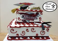College graduate? This World Class Patisserie cake is available exclusively at Saker ShopRite locations. Call to schedule a consultation today! PHONE: 732-845-4929 ext. 0