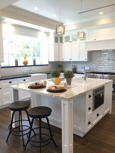 Kitchen Ideas, Kitchen Design, Kitchen Islands, Future House, Extensions, House Ideas, Room Decor, Decoration, Home