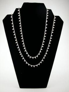 Are you one of those fashionistas that loves the statement necklaces? You know the ones. They come in sizes big and bigger. They look like...