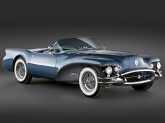 Buick Wildcat II - concept car *BEGG'N YO PAA-DON. I KNEW A JUDGE WHO DROVE A RED/WHITE ONE TO COURT EVERY DAY 1972 -1976