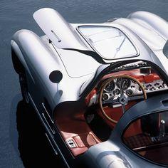 1955 Mercedes-Benz 300 SLR W196 Uhlenhaut Coupe