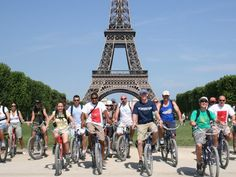 Fat Tire Bike Tours - one of the best days we had in Paris was taking the bike tour to Versailles.  A must do!
