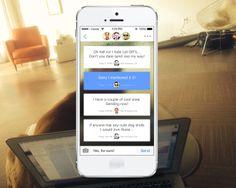 Ambi Chat UI by Zan | ninetofive.me