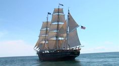The world's last remaining wooden whaling ship has sailed again. Built in 1841, retired 80 years later, and kept on display since then, the Charles W. Morgan set sail in July in the waters off Cape Cod.