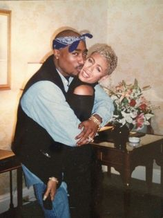 Pac and Jada