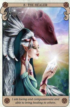 Conscious spirit oracle -