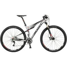 my dreamed bicycle...  Scott Spark 29 Elite