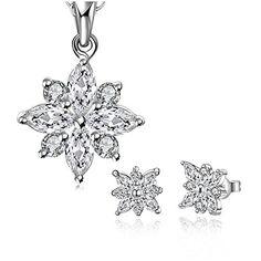 Fashion Charm Schneeflocke Sterling-Silber 925 Swarovski-Kristall Strass &Jewelry Halskette Ohrringe Set Kola http://www.amazon.de/dp/B00OVPLBV2/ref=cm_sw_r_pi_dp_Mqs.wb1SZESPN