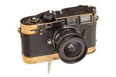 Leica MP Black Paint no. MP-21 (1958)