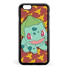 Bulbasaur Team Instinct Apple iPhone 6 / iPhone 6s Case Cover ISVF611