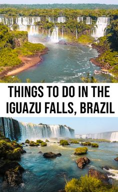 The Ultimate Guide To Visit the Brazilian Side of Iguazu Falls - Valerie South America Destinations, South America Travel, Rio Grande Do Norte, Brazil Travel, Travel Usa, Hawaii Travel, Asia Travel, Italy Travel, Machu Picchu