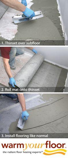 Warm Your Floor Warmyourfloor On