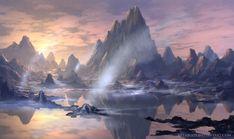 Alien Landscape 20140425 by jjpeabody.deviantart.com on @deviantART