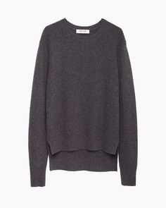 Organic by John Patrick  Combo Knit Pullover