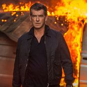 Pierce Brosnan plays an ex-CIA agent in The November Man.