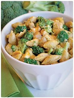 Chicken, Broccoli & Cheese Skillet Meal