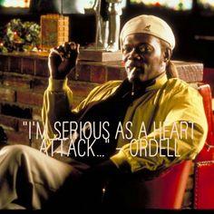 Jackie Brown - Ordell (Samuel L. Jackson)