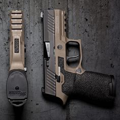 Sig Sauer FDE (:Tap The LINK NOW:) We provide the best essential unique equipment and gear for active duty American patriotic military branches, well strategic selected.We love tactical American gear Apex Tactical, Tactical Gear, Tactical Pistol, Weapons Guns, Guns And Ammo, Ps Wallpaper, Revolver, Military Guns, Cool Guns