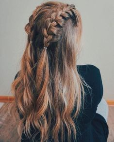 47 Pretty Braids and Braided Hairstyles that are really awesome - braids hairstyle ,braided hairstyles , hair #hair #hairstyle #braids #braidedhairstyle