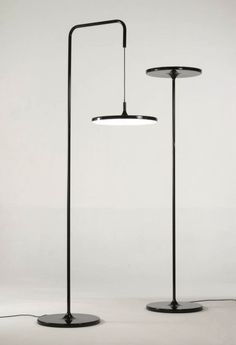 While looking for a lamp for your house, the choices are nearly endless. Find the perfect living room lamp, bed room lamp, desk lamp or any other style for your selected space. Custom Lighting, Modern Lighting, Lighting Design, Lighting Ideas, Diy Floor Lamp, Modern Floor Lamps, Retro Lampe, Large Lamps, Luminaire Design