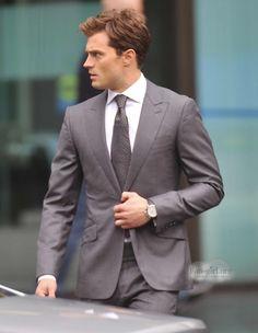 Jamie Donan. Suit-wearing god.