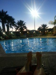 #LasVegad #poolside