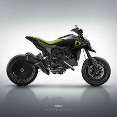 Galerías   Las Ducati de Jakusa Design   Solomoto