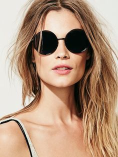 Get these newly arrived black Jet Disc Sunglasses at Style Fiesta for Rs 1199 only. http://stylefiesta.com/collections/new-arrivals