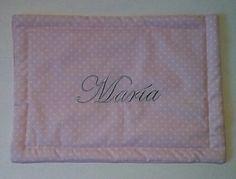 Este mantelito para María  es ideal para el kit de merienda #vueltaalcole#kitdeguarderia#guardería