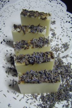 $9 Lavender handmade soap beauty bar