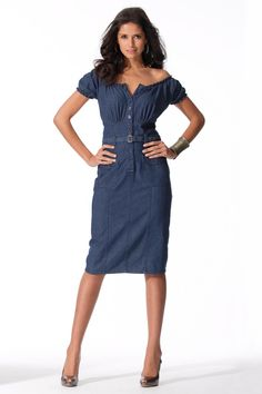 Tall Fitted Peasant Dress Tall | MetroStyle