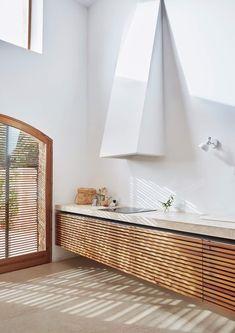 Kitchen   Mallorca Home by StudioPine   est living #Modernkitchenlivingroom