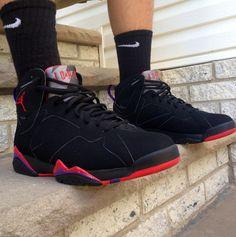 Air Jordan 7 Raptors Nice Kicks