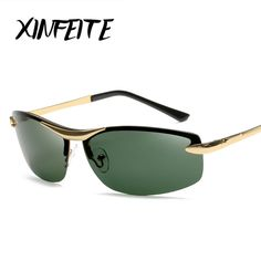 8dde8648142 XINFEITE 2017 Hot Sale Fashion Men High Quality Sunglasses Polarized  Driving Sun Glasses Retro UV400 Eyewear