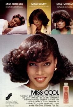 Jet Magazine. August 28th, 1980. I use to wear my hair like this.