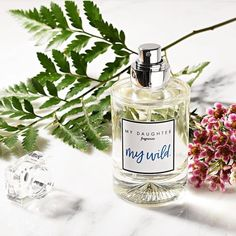 My Daughter magical luxury fragrances - my wild. Vegan Perfume, Natural Products, Fragrances, Cruelty Free, Bath And Body, Hair Care, Indie, Perfume Bottles, Skincare