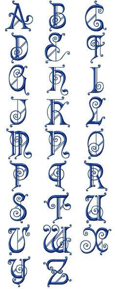 DD Kingdom Alphabet Embroidery Machine Design Details