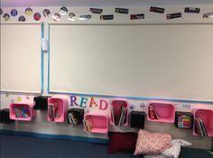 Cute Reading Wall