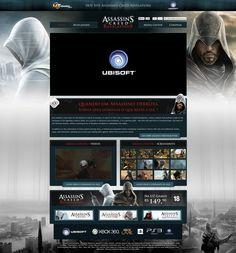 Assassin`s Creed Revelations - UZ Games on Web Design Served
