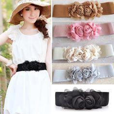 Big Fashion Belts | free shipping fashion wide corset belts for women gentlewomen chiffon