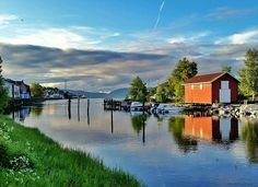 Atmospheric: Vestfold County in Norway is the setting for several Scandi noir novels