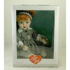 Dolls I Love Lucy Humble Mattel Timeless Treasures