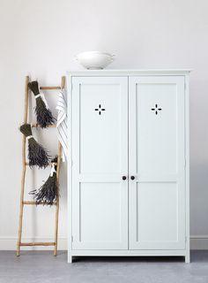 """""""Simple Furniture for storage in the kitchen""""   79 Ideas via Suzy Dallas"""